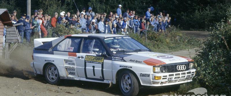 Скончался легендарный гонщик Ханну Миккола, штурманом которого был Тодт    Новости 💫 Орбита 💫