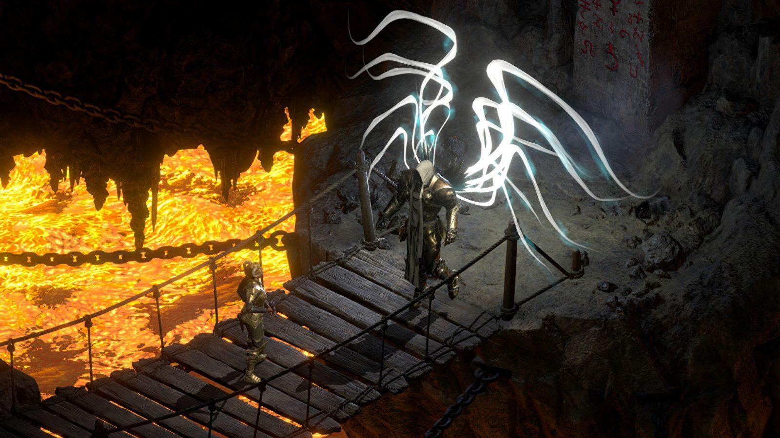 Diablo 2: Resurrected не затронет классическую версию