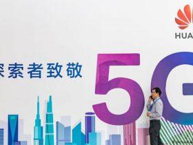 Китай установил 718 тыс. базовых станций для 5G