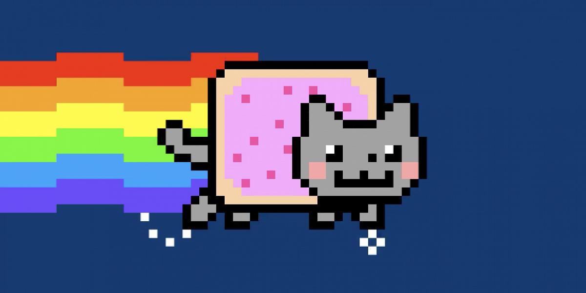 $ 600 000 Мем: гифка «Nyan Cat» продана на аукционе