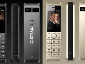 H-Mobile D9000: необычный кнопочный телефон размером с пульт от телевизора за 41 доллар