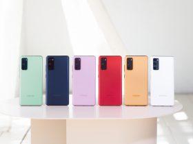 Samsung возобновила обновление Galaxy S20 FE до One UI 3.1