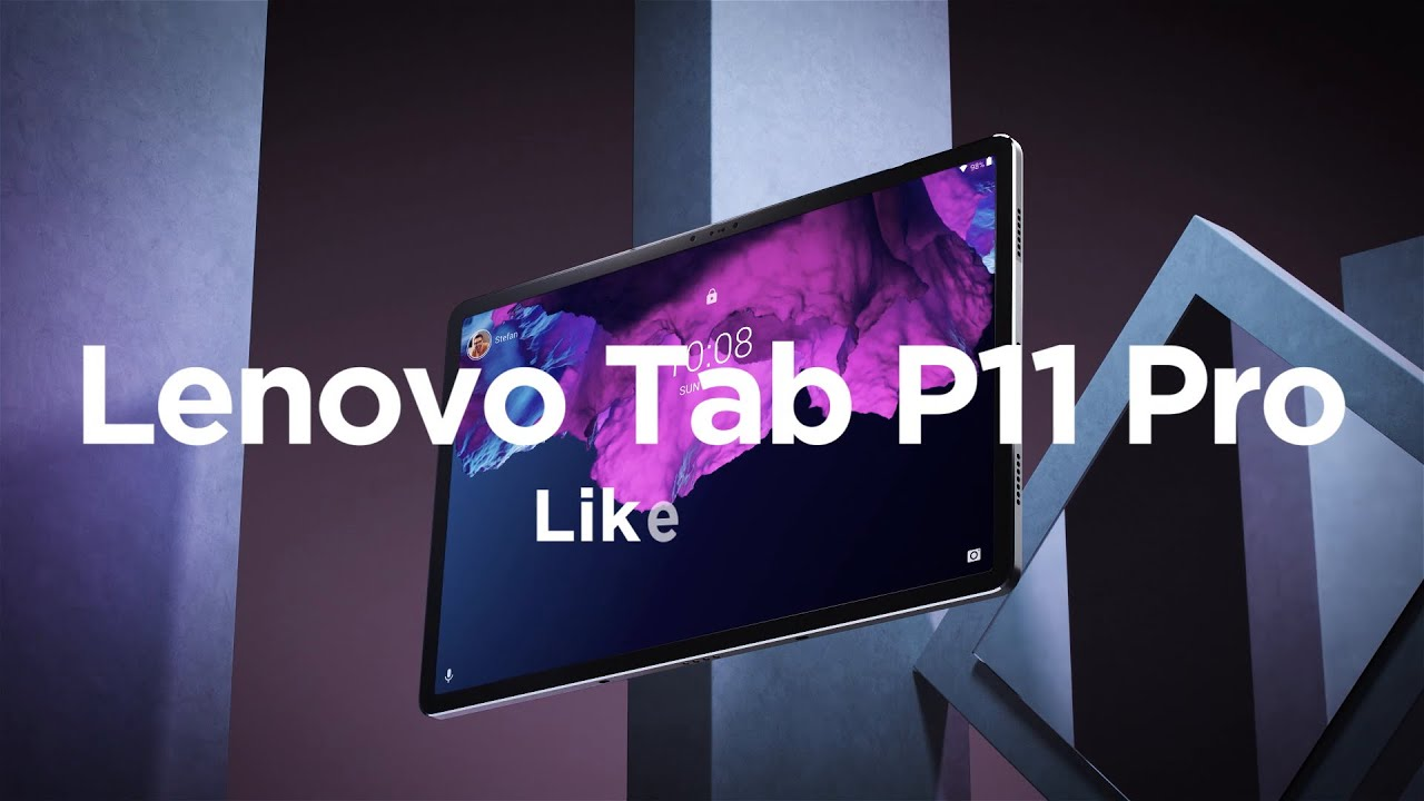 Lenovo Tab P11 уже в продаже: 11-дюймовый планшет с чипом Snapdragon 662 и автономностью до 15 часов за 8999 грн.