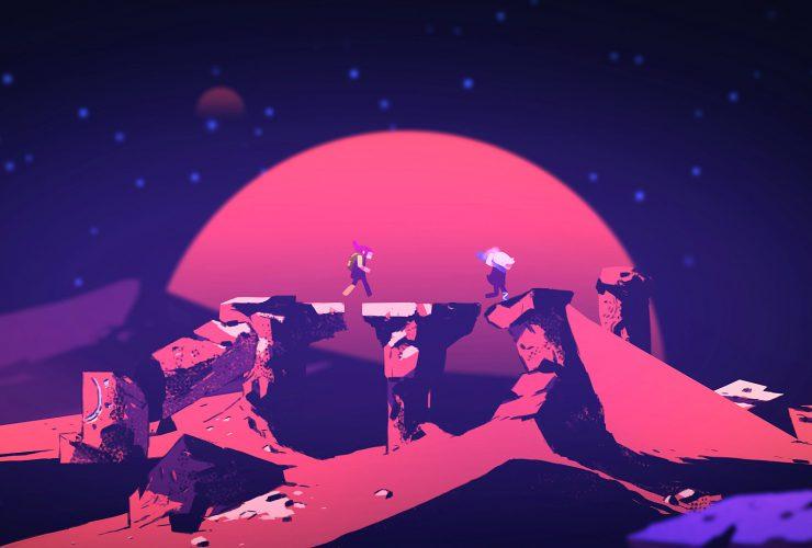 Рисованное приключение Voyage доступно в Steam