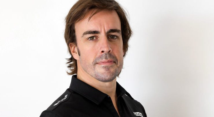 Фернандо Алонсо нужно несколько гонок, чтобы привыкнуть к машине