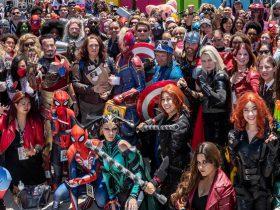 Comic-Con 2021 пройдет виртуально
