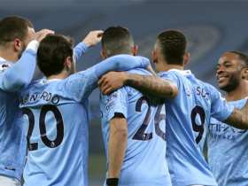 Манчестер Сити без Зинченко разгромил Вулверхэмптон