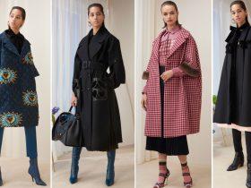 Модное Пальто 2021