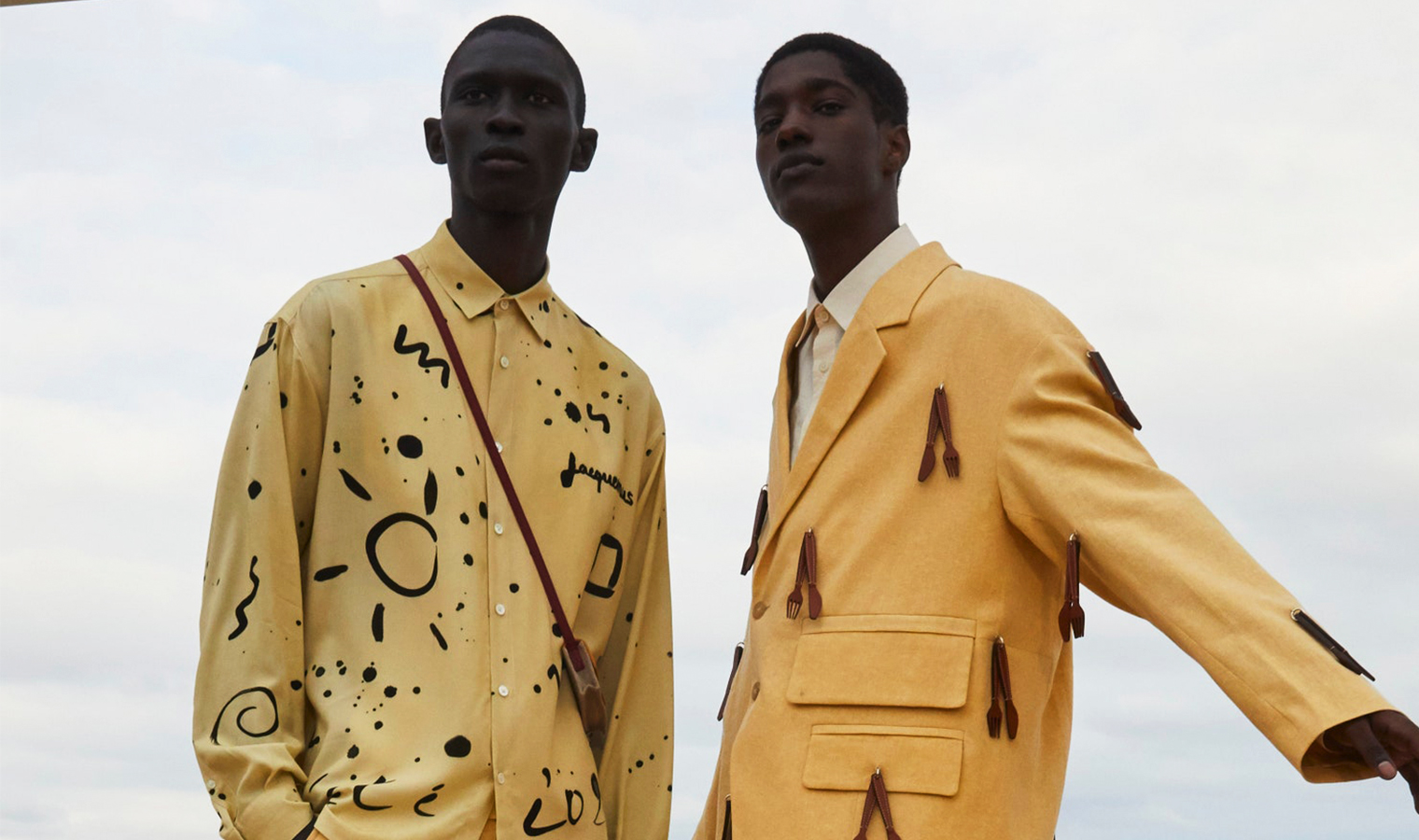 Тренды мужского гардероба весна-лето 2021