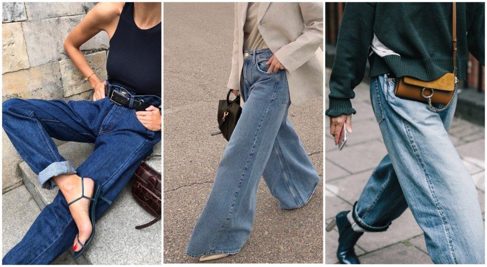 Модный деним 2021