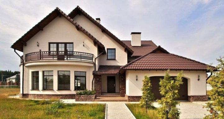 Перед началом весны спрос на покупку домов под Киевом увеличился.