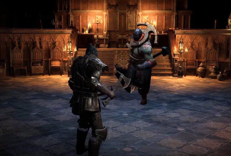 Path of Exile 2,второй трейлер игры