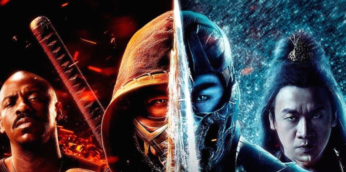 Кано из Mortal Kombat полностью импровизировал свои шутки