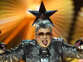 Верка Сердючка загорелась суперпесней для Евровидения