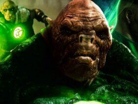 Лига справедливости Зака Снайдера: концепт-арт раскрывает варианты Зеленого Фонаря Киловога