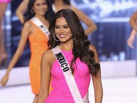 Мексиканка стала Мисс Вселенная