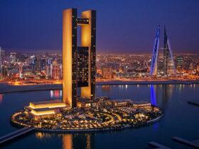 Где находится страна бахрейн?