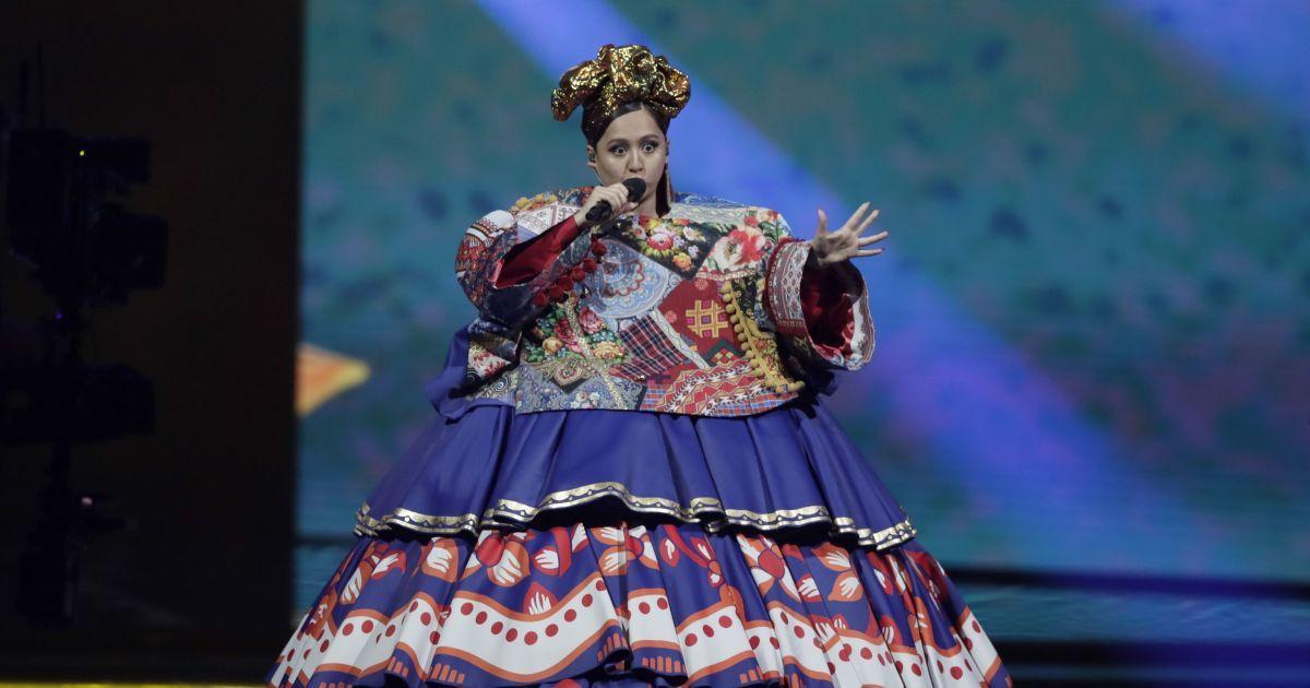 Украинские телезрители России 4 балла за выступление на «Евровидении-2021» Как голосовала россия на евровидении 2021?