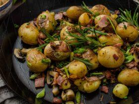 Как приготовить молодой картофель?   Семья будет в восторге