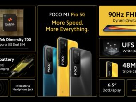 Xiaomi POCO M3 Pro 5G официально — цену знаем! 5G дешевеет