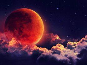 Когда лунное затмение? Смотреть в Украине