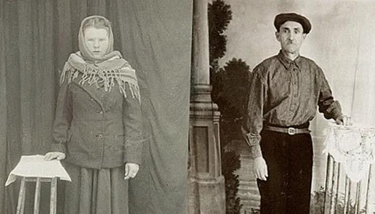 Почему на старых фотографиях клали руку на плечо. Секреты старых фотографий