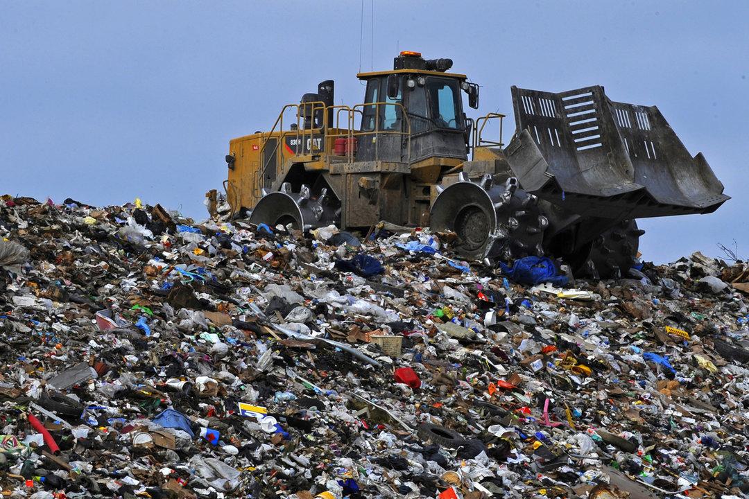 В Украине ежегодно выбрасываются миллионы тонн упаковки