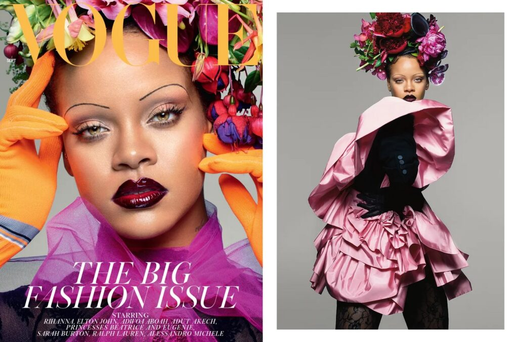 От Билли Айлиш до Арианы Гранде самые захватывающие образы поп-звезды в британском Vogue