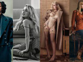 От Билли Айлиш до Арианы Гранде, самые захватывающие образы поп-звезды в британском Vogue