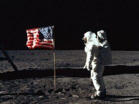 Кто первый полетел на луну? 20 июля 1969 года на Луну