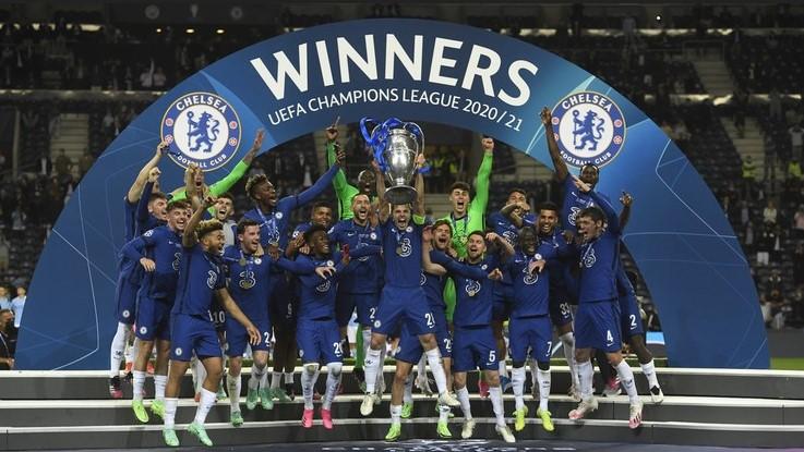 Лига чемпионов: обладатели кубков европейских чемпионов