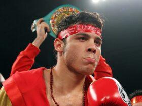 Хулио Сезар Чавес-младший: «Был удивлен, что Андерсон Сильва принял бой со мной»