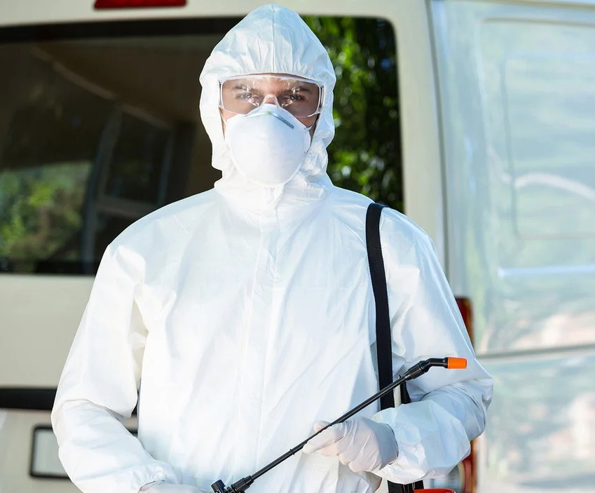 Санитар — Профессиональное уничтожение насекомых и грызунов в Днепре, Украина!