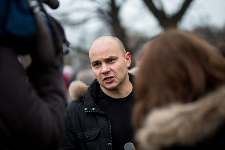Андрей Пивоваров задержан в аэропорту Пулково. Для этого остановили самолёт