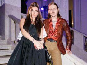 Илья Прусикин и Софья Таюрская опубликовали первое совместное фото после подтверждения романа. Официально.