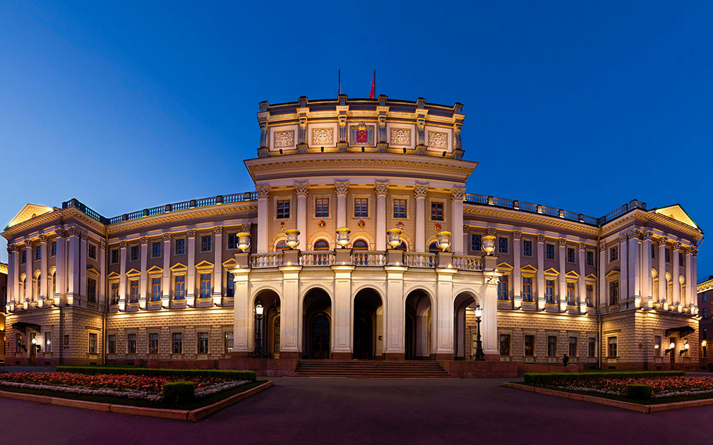 Белые ночи Санкт - Петербурга