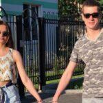 Гусейн Гасанов впервые показал свою новую девушку – видео