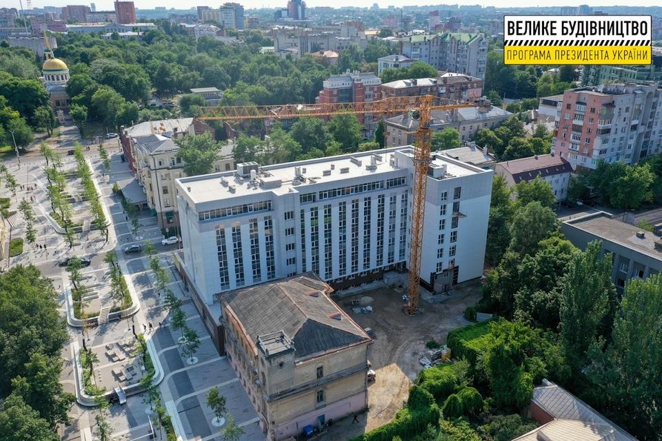 В Днепре создадут детскую больницу с новейшим реабилитационным центром