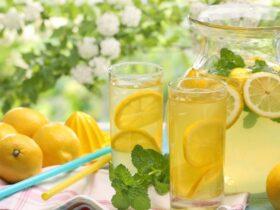 Рецепт лимонада. 8 способов приготовления