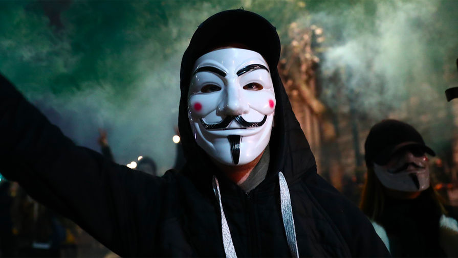 Где находится анонимус? 10 самых известных их действий Anonymous