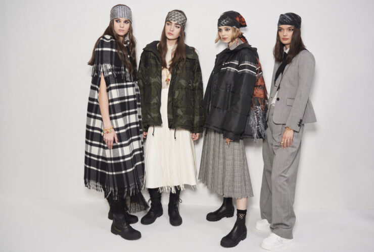 Что будет модно осенью 2021. Тренды осень-зима 2020/2021