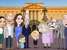 Насмешки над британской королевской семьей. Преданные возмущены. Трейлер мультсериала «Принц»