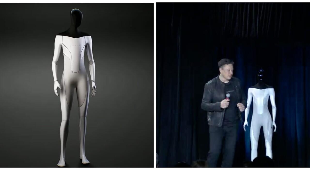Илон Маск создает робота-гуманоида, чтобы людям не приходилось выполнять скучные и повторяющиеся задачи