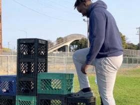 TikTok выпустил редкое заявление по поводу костедробительного «Milk Crate Challenge»