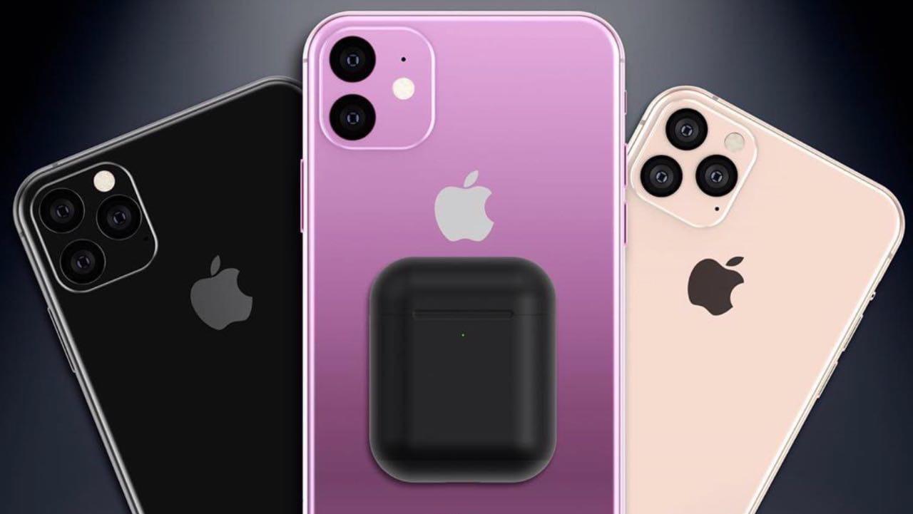 Появились новые фотографии iPhone 13