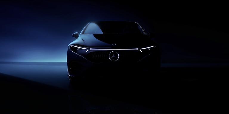 Mercedes-EQ. Электрокар от Mercedes-Benz