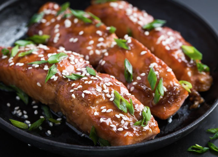 Как сделать соус терияки. Рецепты с курицей и лососем
