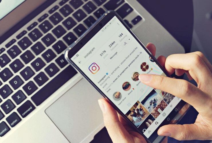 Как анонимно смотреть истории из Instagram