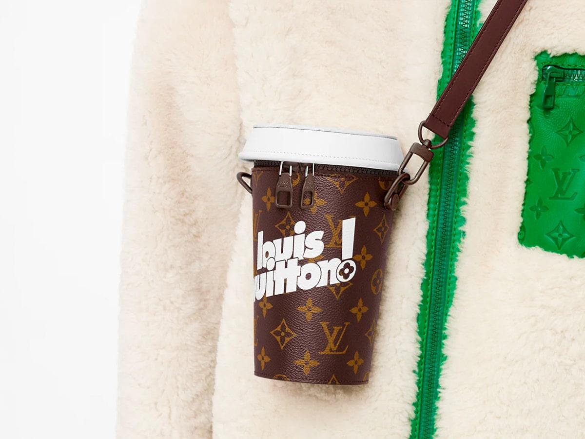 Кофейная чашка Louis Vuitton за 3000 долларов — для серьезных кофейных снобов