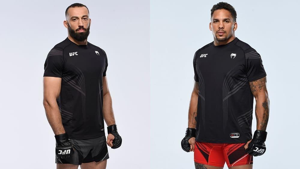 Долидзе 13 ноября проведет бой с Эриком Андерсом (MMA Fighting)